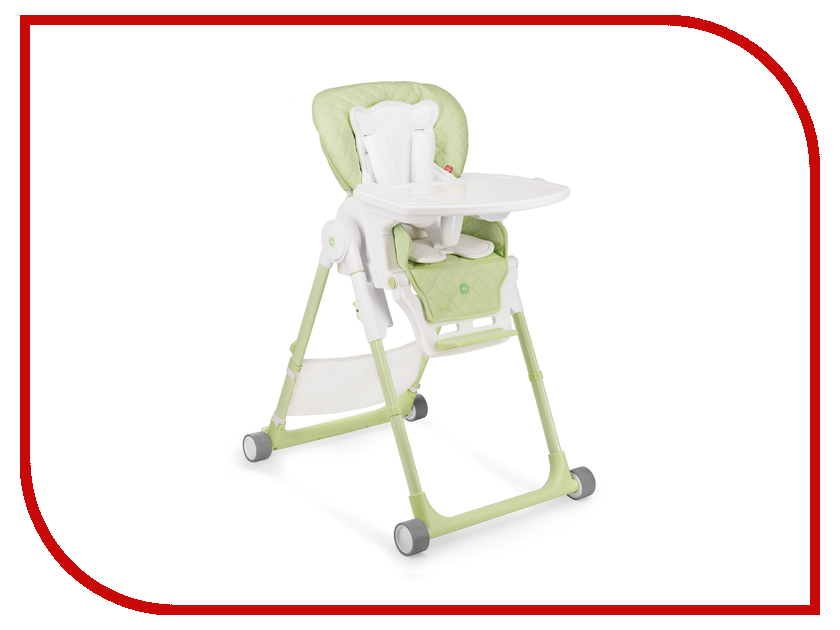 Стул Happy Baby William V2 Green 4690624017346 автокресло happy baby skyler v2 grey 4690624020858