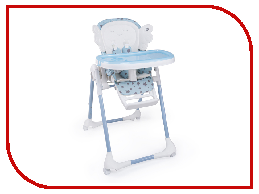 Стул Happy Baby Wingy Blue 4690624018633