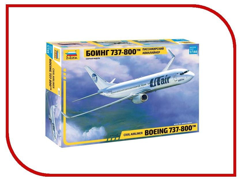 цена на Сборная модель Zvezda Пассажирский авиалайнер Боинг 737-300 7019
