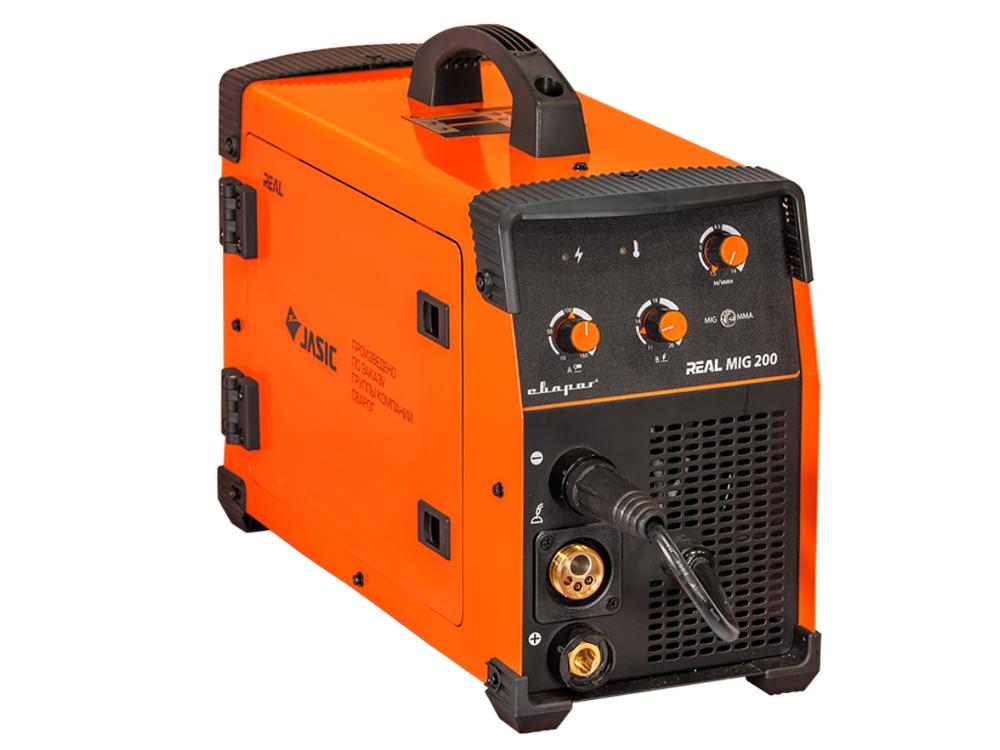 Сварочный аппарат Сварог MIG 200 Real N24002 Orange