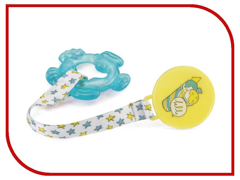 Прорезыватель Happy Baby Water Teerher Yellow 20013 4650069781844