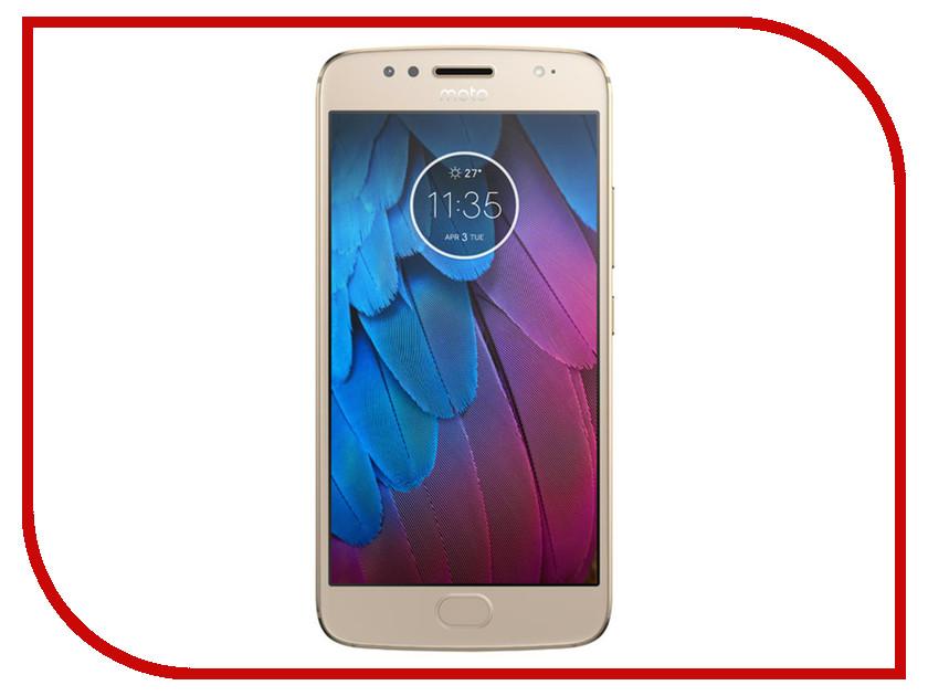 Сотовый телефон Motorola Moto G5s 32Gb XT1794 Gold