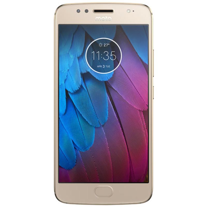 Сотовый телефон Motorola Moto G5s 32Gb XT1794 Gold сотовый телефон motorola moto e4 xt1762 iron grey
