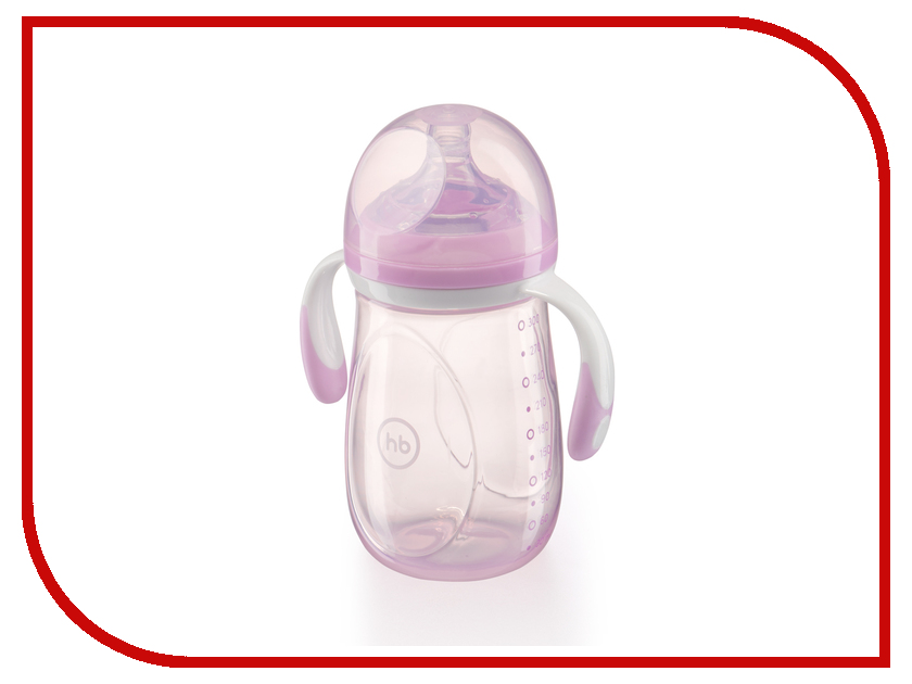 Бутылочка Happy Baby 300ml Violet 10009