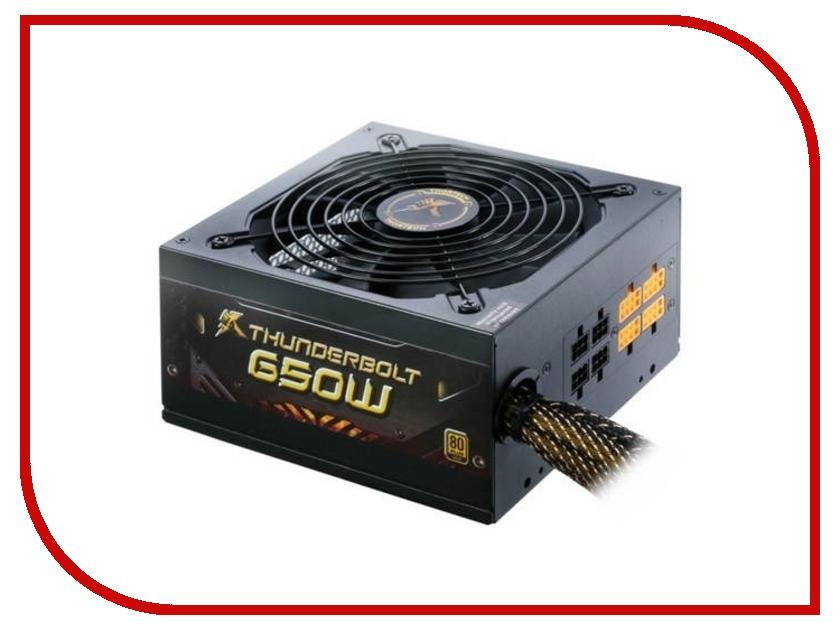 Блок питания GeIL Thunderbolt R650W JP TP-T650AFAG0-9R оперативная память geil