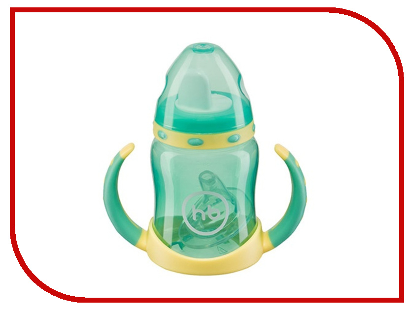 Поильник Happy Baby Ergo Cup Mint 14005 4650069781417