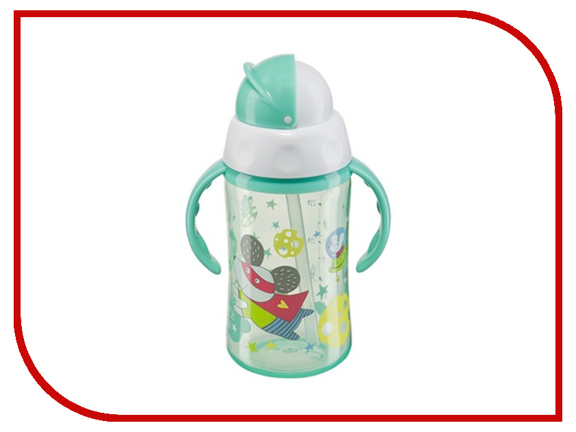 Поильник Happy Baby Feeding Cup Mint 14004
