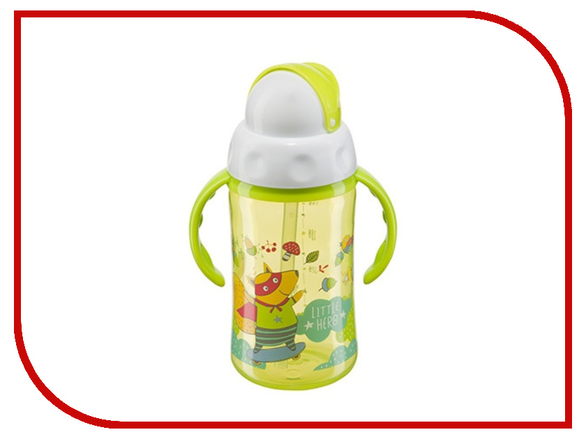 Поильник Happy Baby Feeding Cup Lime 14004 4650069780830