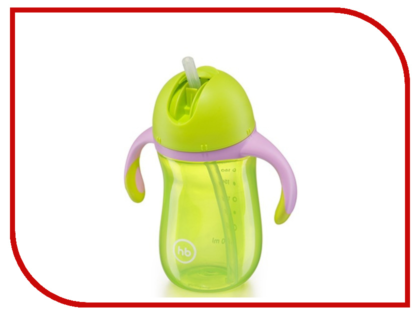 Поильник Happy Baby Feeding Cup Lime 14010 4690624017186