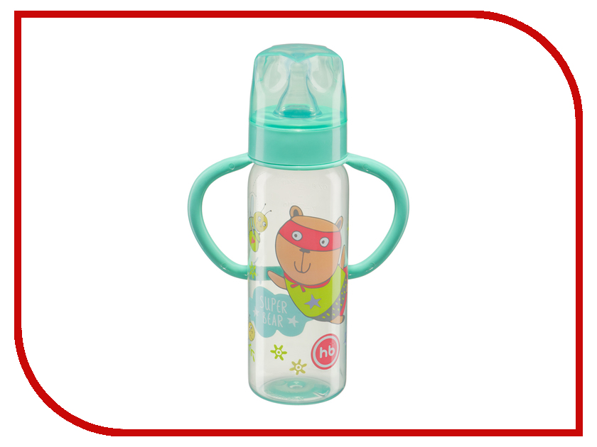 Бутылочка Happy Baby Baby Bottle 250ml Mint 10007 4650069780403