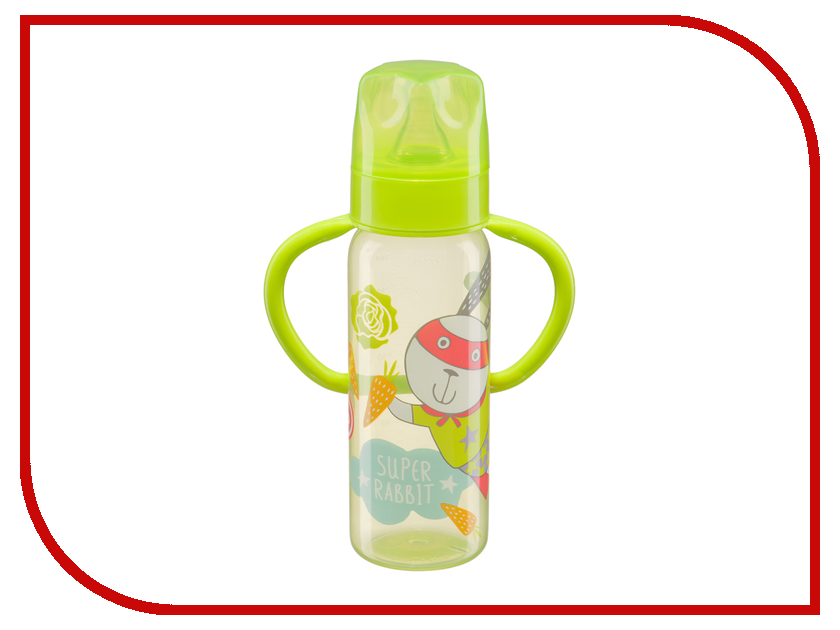 Бутылочка Happy Baby Baby Bottle 250ml Lime 10007 4650069780410