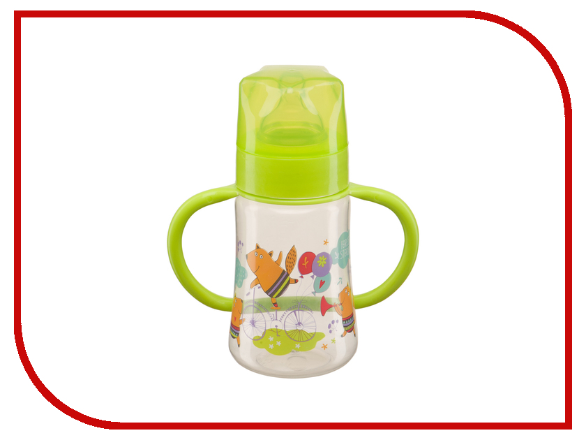 Бутылочка Happy Baby Baby Bottle 250ml Lime 10008 4650069780458