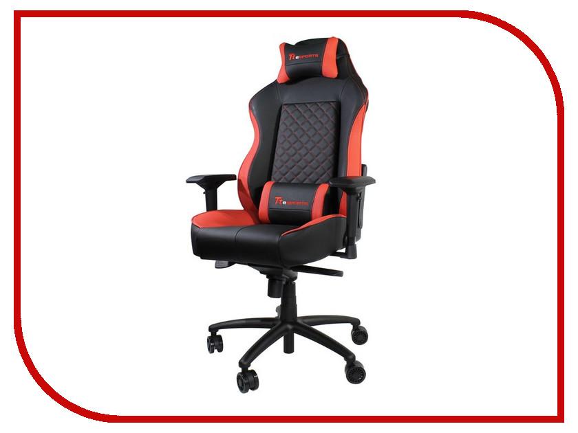 Компьютерное кресло Tt eSports GT Comfort GTC 500 Black-Red GC-GTC-BRLFDL-01