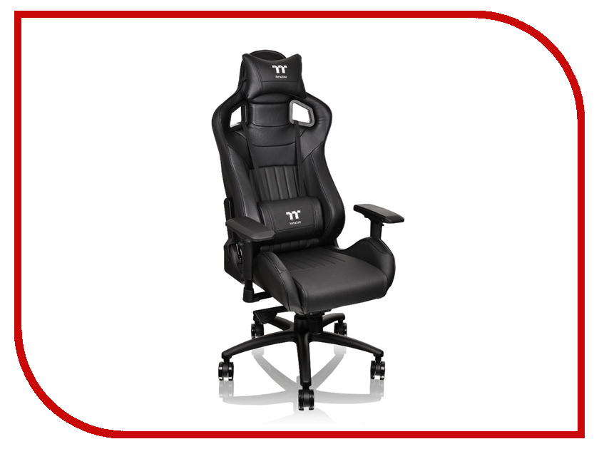 Компьютерное кресло Tt eSports Premium X Fit XF 100 Black GC-XFS-BBMFDL-01