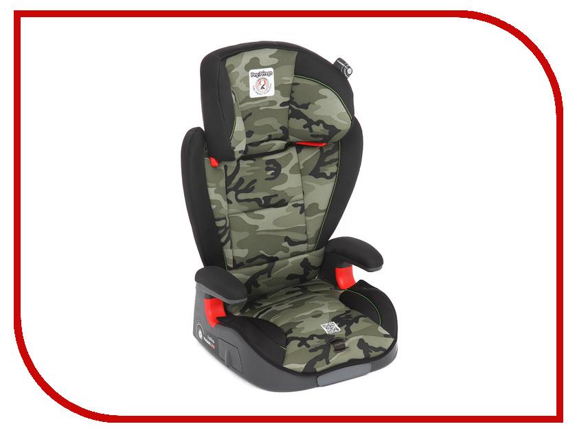 Автокресло Peg-Perego Viaggio Surefix группа 2/3 Green Camouflage GL000386808