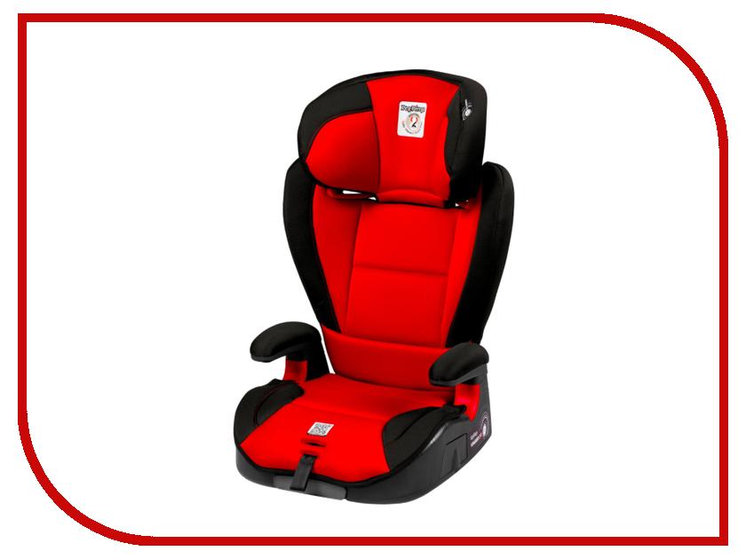 Автокресло Peg-Perego Viaggio Surefix Rouge группа 2/3 Red GL000132688 автокресло peg perego viaggio 2 3 shuttle crystal black