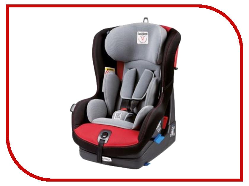 автокресла Viaggio Switchable Rouge  Автокресло Peg-Perego Viaggio Switchable Rouge группа 0/1 Black-Grey-Red GL000132660