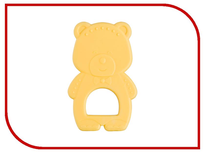 Игрушка Happy Baby Teether Bear Yellow 20005 4690624010828