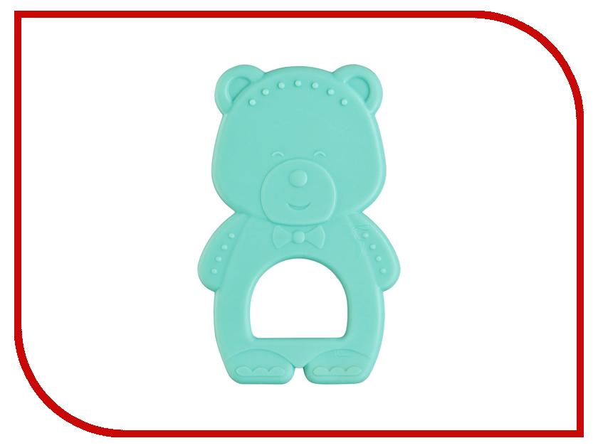 Игрушка Happy Baby Teether Bear Mint 20005 4650069780885