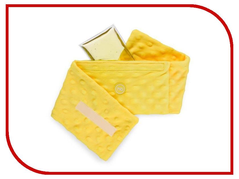 Игрушка-грелка Грелка гелевая Happy Baby 21009 Fusion Care Yellow игрушка грелка aroma home mkbw 0004