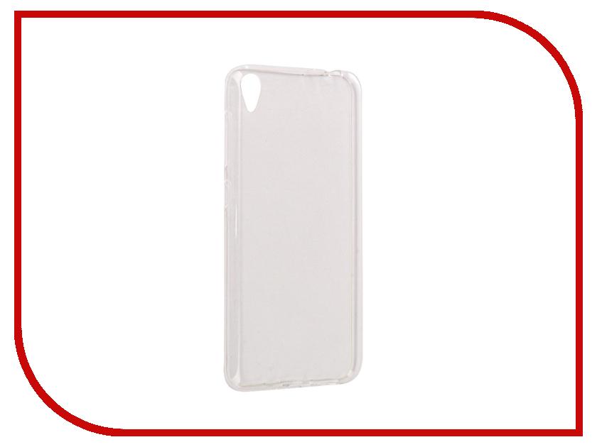 Аксессуар Чехол-накладка ASUS ZenFone Live ZB501KL SkinBox Slim Silicone Transparent T-S-AZLZB501KL-006 аксессуар защитная пленка asus zenfone live zb553kl luxcase суперпрозрачная 55823
