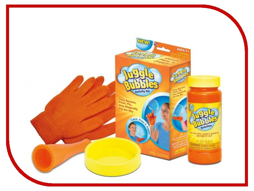 Игрушка для активного отдыха Beringo Juggle Bubbles