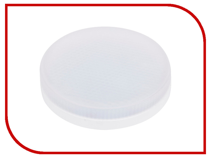 Лампочка Sparkled Disk GX53 6W 230V 3000K LLGX53-6E-30 лампочка asd led gx53 standard 6w 230v 4000k 540lm 4690612005089