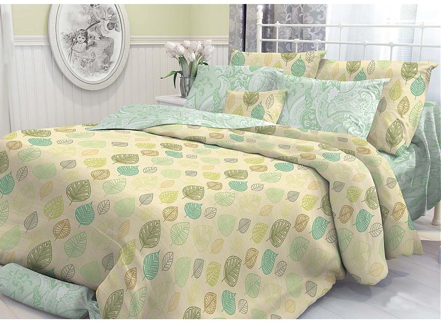 Постельное белье Verossa Комплект 2 спальный Перкаль Beige 707002
