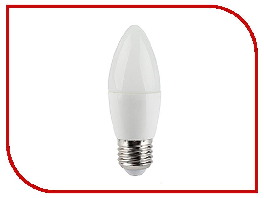 Лампочка Sparkled Candle E27 C37 3W 185-265V 3000K LLS37-3E-30-27 e14 3w 240 270lm 3000k 3500k candle style warm white light bulb