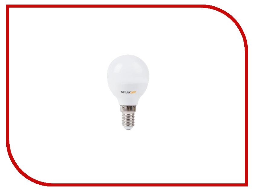 Лампочка SPARKLED MINI CLASSIC G45 E14 7W 185-265V 4000K LLS45-7E-40-14