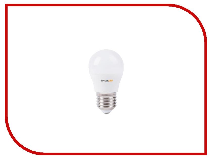 Лампочка SPARKLED MINI CLASSIC G45 E27 7W 185-265V 4000K LLS45-7E-40-27