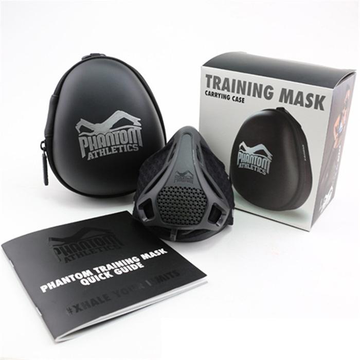 Дыхательный тренажер Training Mask Phantom Athletics