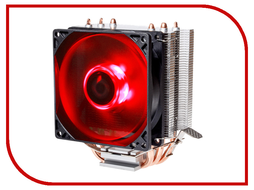 Кулер ID-Cooling SE-903-R (Intel LGA1151/1150/1155/1156/775/AMD FM2+/FM2/FM1/AM3+/AM3/AM2+/AM2) кулер id cooling se 213v2 intel lga1150 1155 1156 775 amd fm2 fm2 fm1 am3 am3 am2 am2