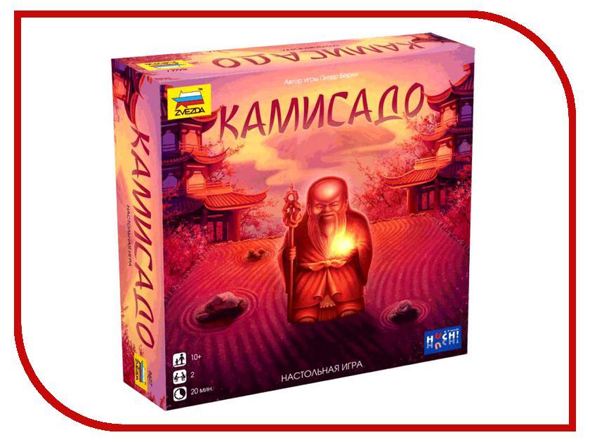 Настольная игра Zvezda Камисадо 8627 zvezda настольная игра love is потеряшки