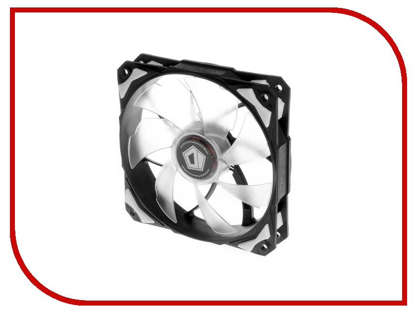 Вентилятор ID-Cooling NO-12025-SD original sunon 12025 12cm 220v dp201at 2122hbl gn 120 long wide 25 thick double ball cooling fan