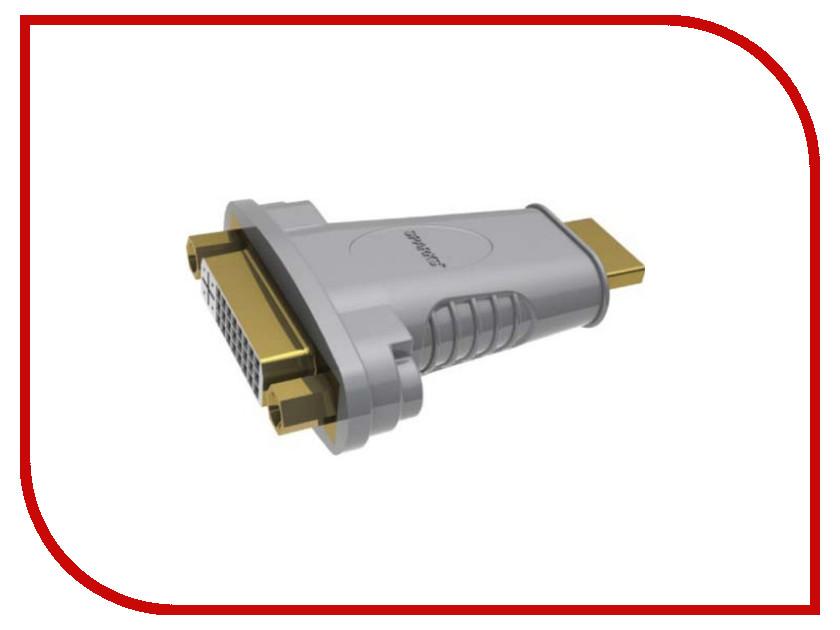Аксессуар Belsis HDMI - DVI-D Gold SG1103