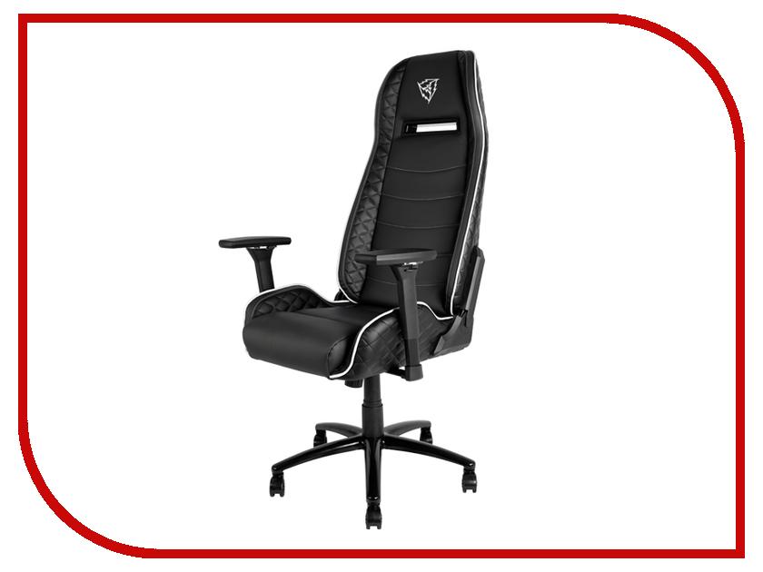 Компьютерное кресло ThunderX3 TGC40-BW thunderx3 tgc40 игровое кресло black red