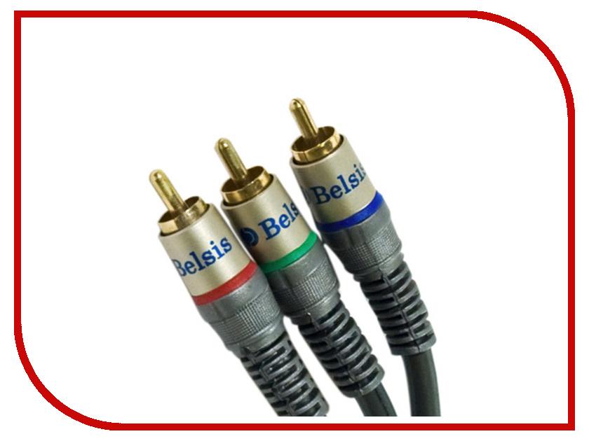 Аксессуар Belsis 3RCA - 3RCA 2m BW1592