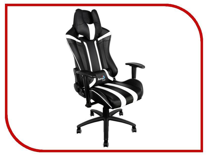 Компьютерное кресло AeroCool AC120-BW aerocool vx 400 обзор