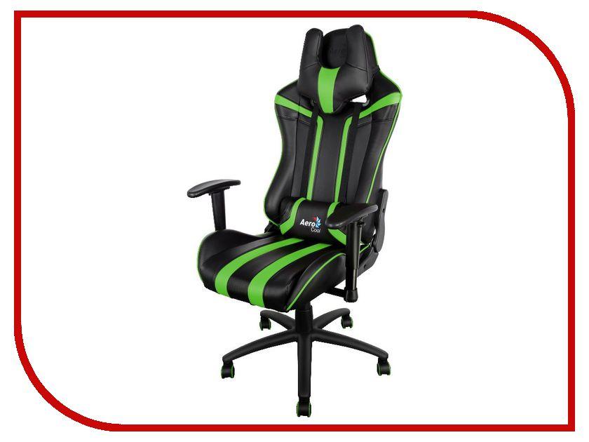 Компьютерное кресло AeroCool AC120-BG aerocool vx 400 обзор
