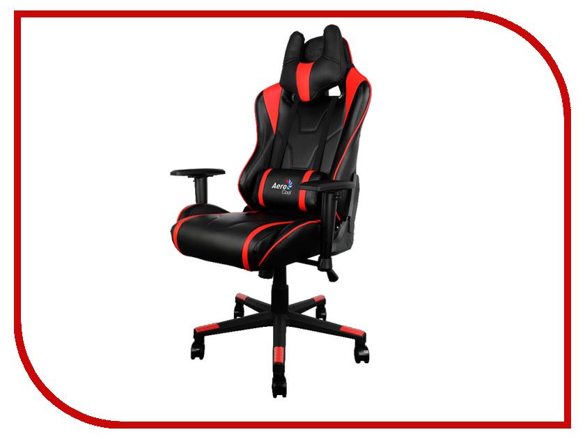 Компьютерное кресло AeroCool AC220-BR цена и фото