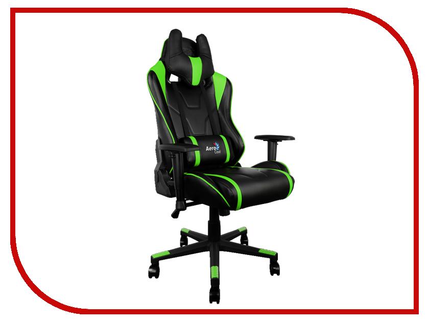 Компьютерное кресло AeroCool AC220-BG цена и фото