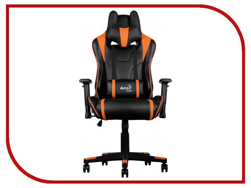 все цены на Компьютерное кресло AeroCool AC220-BO