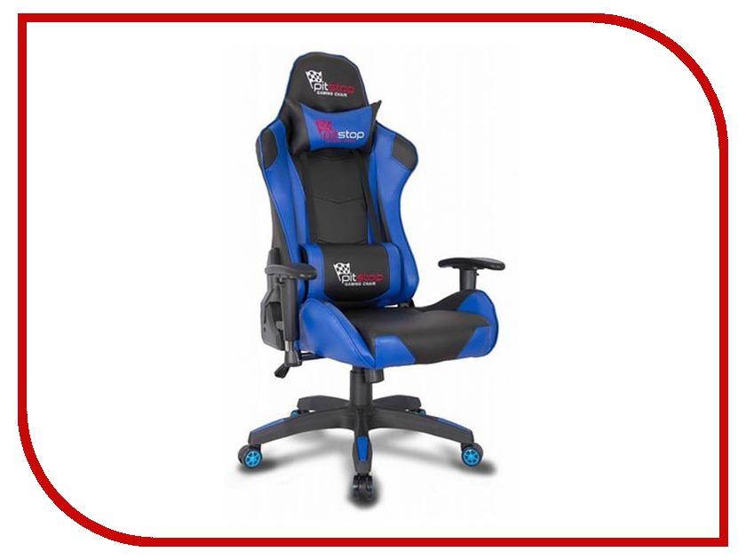 Компьютерное кресло College XH-8062 Black-Blue