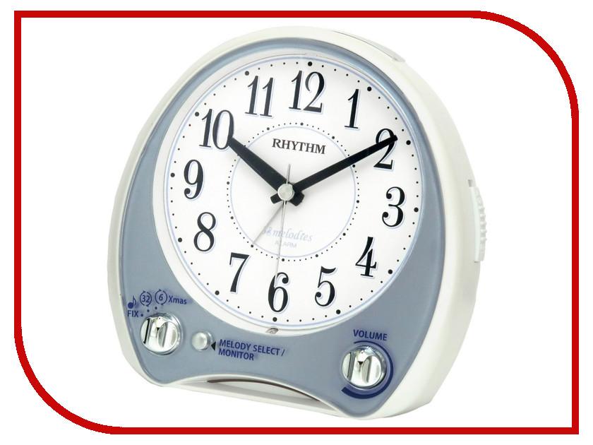 Часы RHYTHM 4RM763WR04 настольные часы rhythm 4rm763wr04