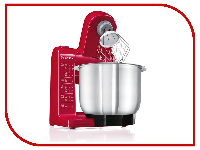 комбайн Bosch MUM44R1 bosch mcm3501m кухонный комбайн