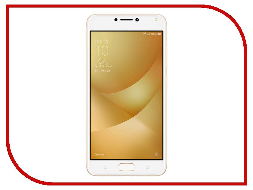 Сотовый телефон ASUS ZenFone 4 Max ZC554KL 16Gb Gold щетки стеклоочистителя avs extra line pb 5348 бескаркасные 53 48см