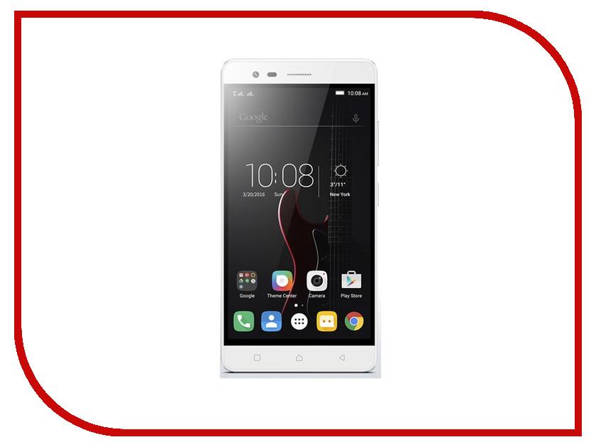Сотовый телефон Lenovo Vibe K5 Note (A7020a48) Silver смартфон lenovo vibe c2 power 16gb k10a40 black