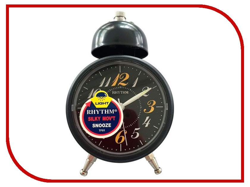 Часы RHYTHM CRA851NR02 rhythm rhythm 4sg719wr18