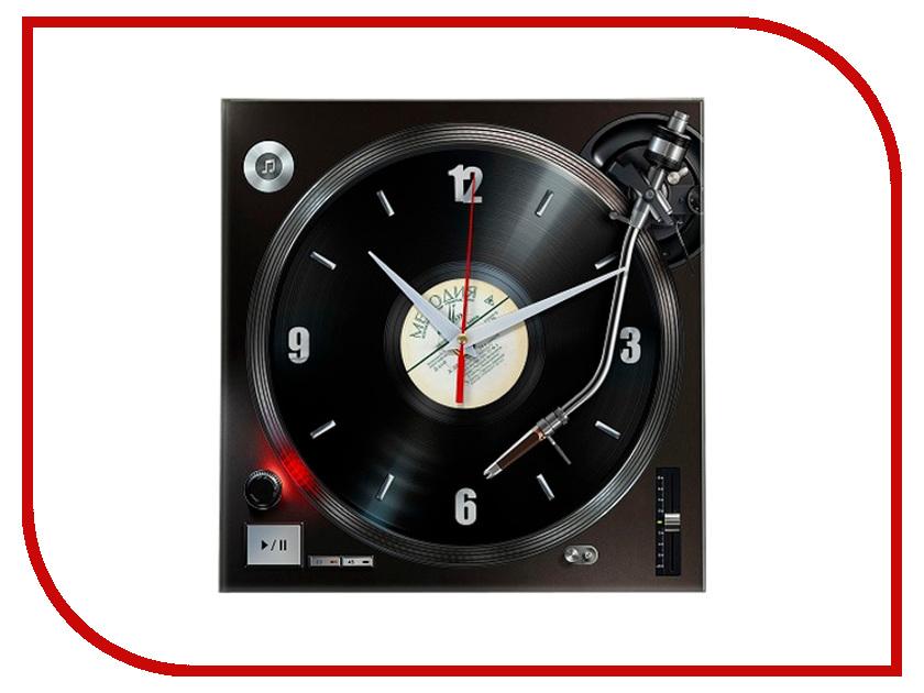 Часы Эврика Грампластинка 98297